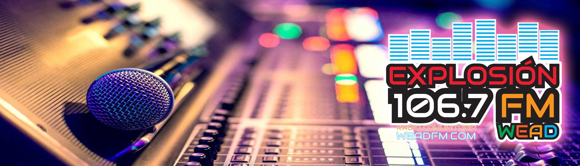 Explosion 106.7 FM – WEAD